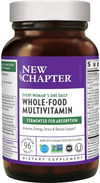 New Chapter Vitamins Reviews