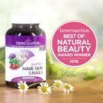 Best Hair Skin And Nails Supplement