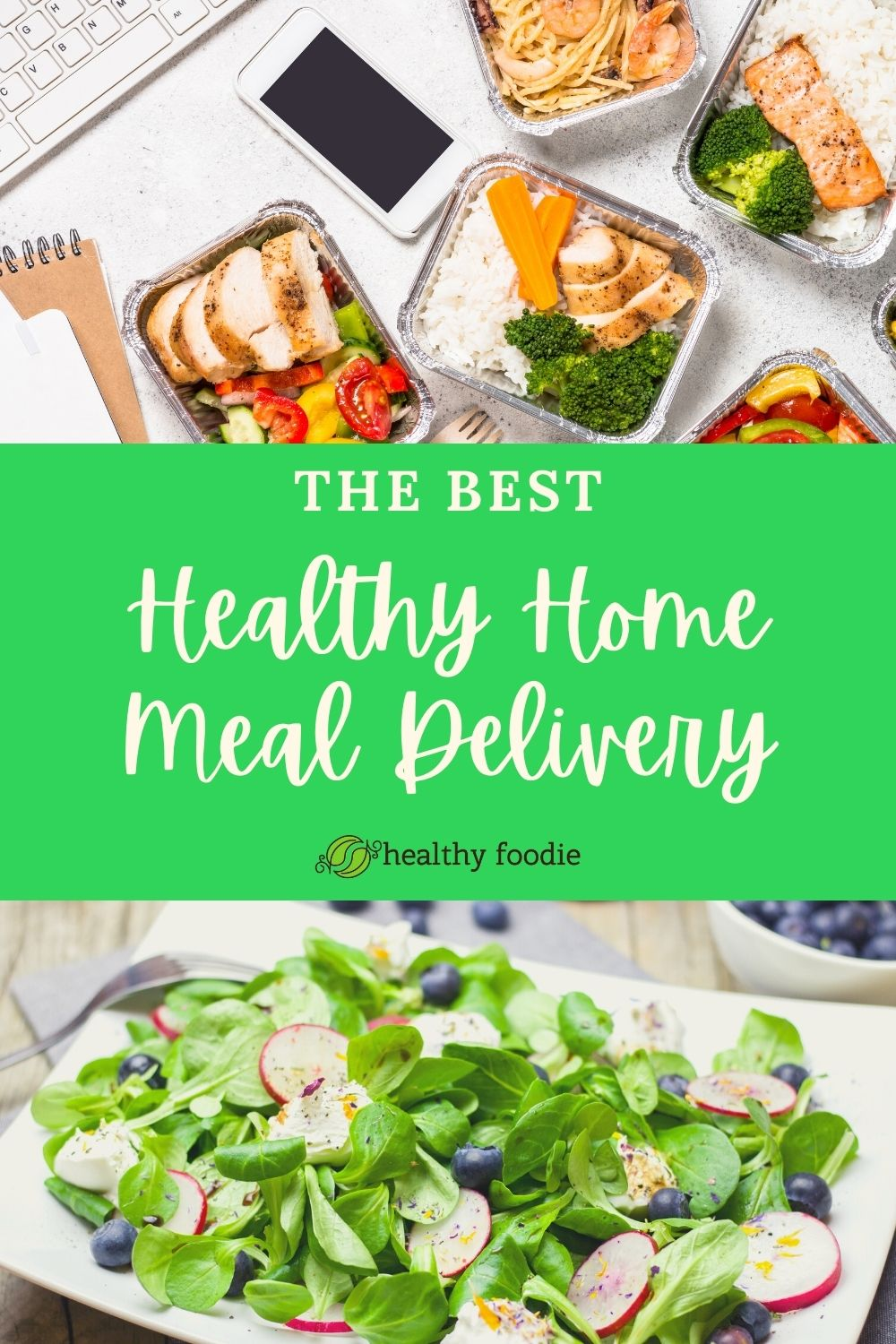 Daily Harvest Healthy Home Meal Delivery