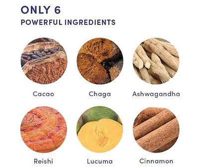 what is magic mushroom - ingredient list