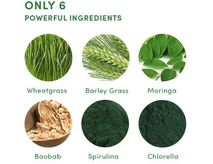 what is super greens powder - 6 powerful ingredients