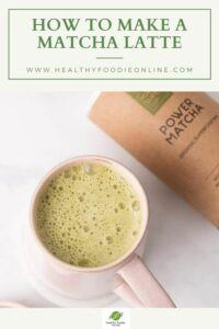 What Is Power Matcha?