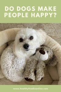 Do Dogs Make People Happy?