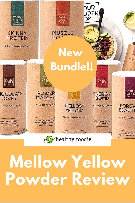 Mellow Yellow Powder Review