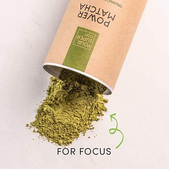what is power matcha