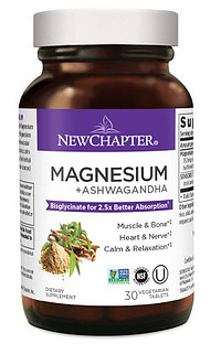 Best magnesium supplement for leg cramps New Chapter Magnesium