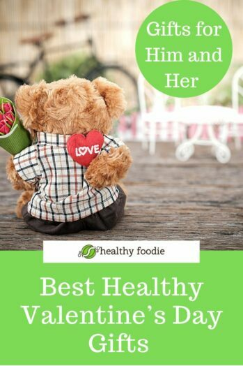Best Healthy Valentine's Day Gifts for Him and Her