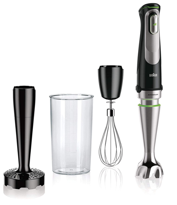 best immersion blender for soup Braun