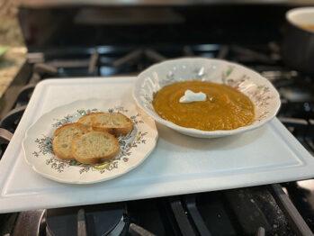 Easy Butternut Squash Soup
