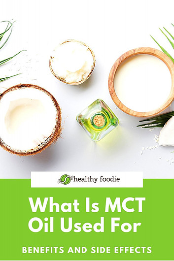 what is MCT oil used for