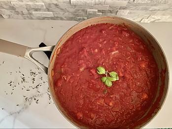 Easy Homemade Pasta Sauce