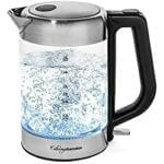 electric water kettle photo