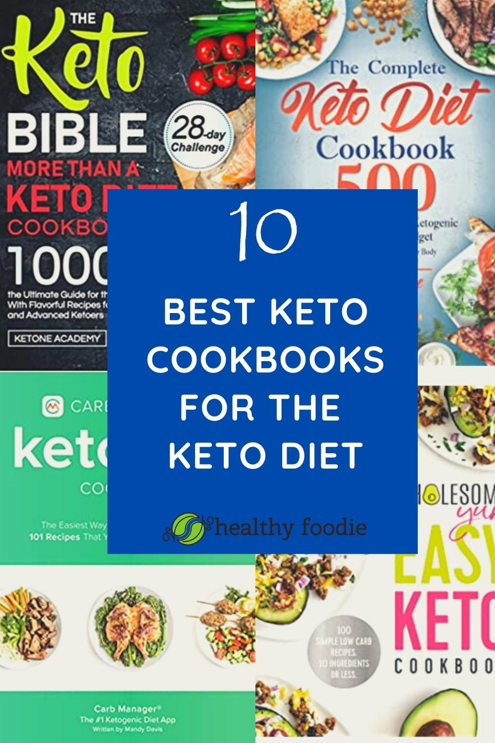 what is the best keto cookbook