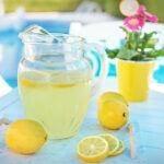 lemons good for you photo of lemonade