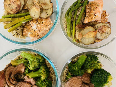 Meal Prep for College Students