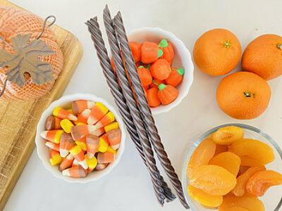 Best Healthy Halloween Snack Boards